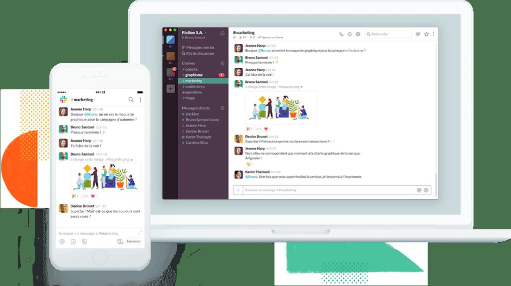 Slack für eine effiziente und einfache Teamkommunikation